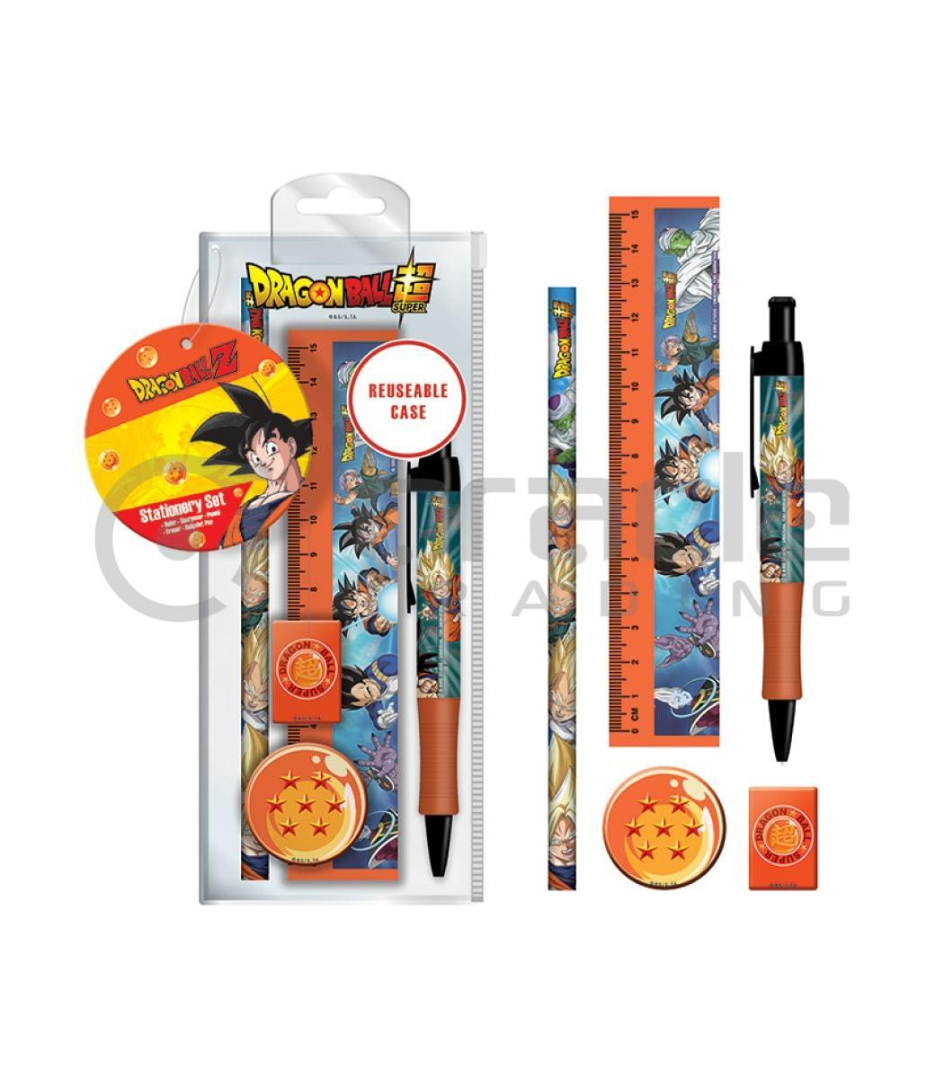 Dragon Ball Z Stationery Set