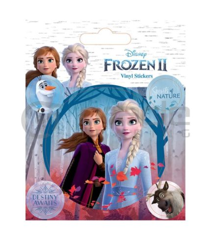 Frozen Vinyl Sticker Pack