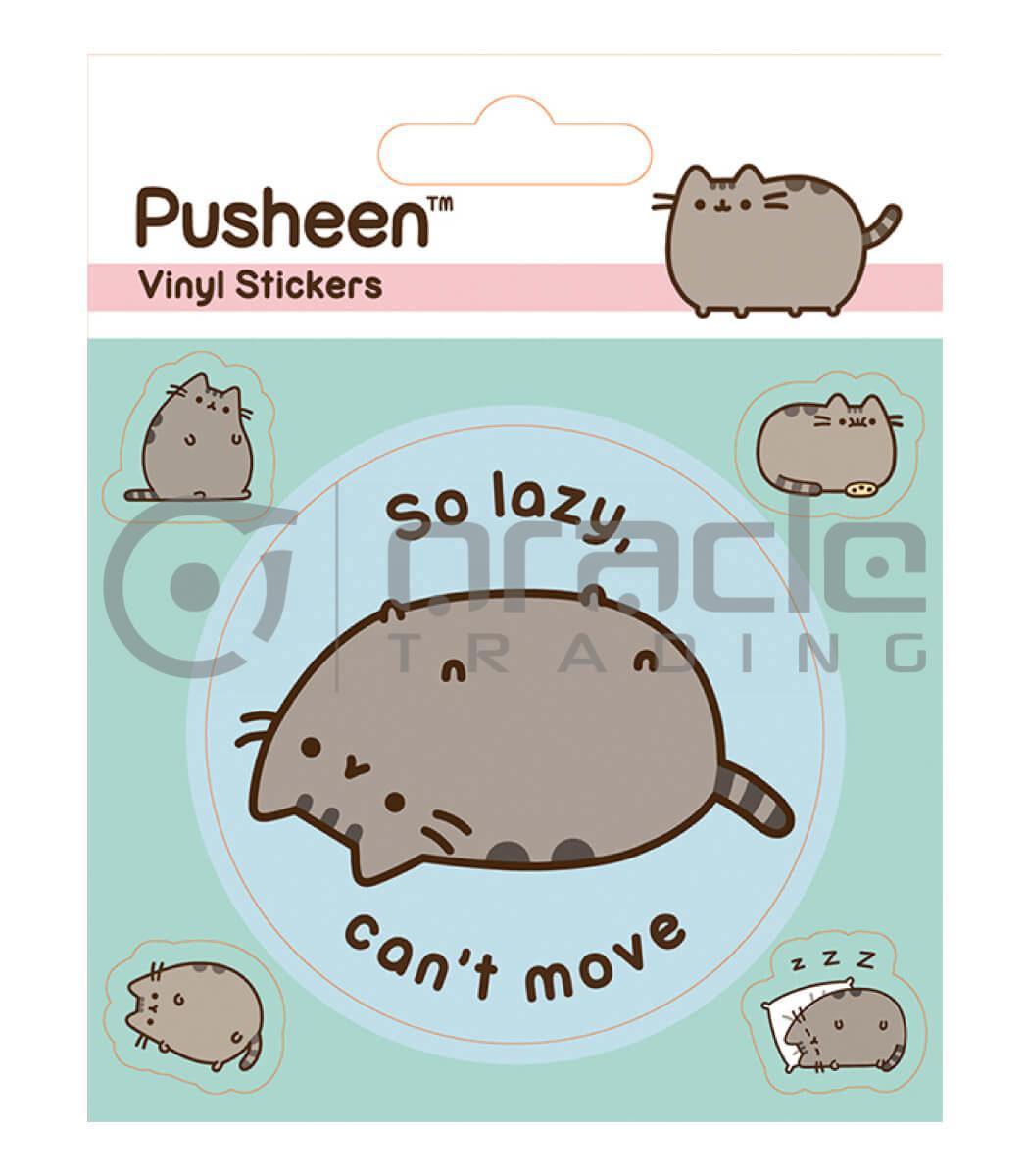 Pusheen Vinyl Sticker Pack