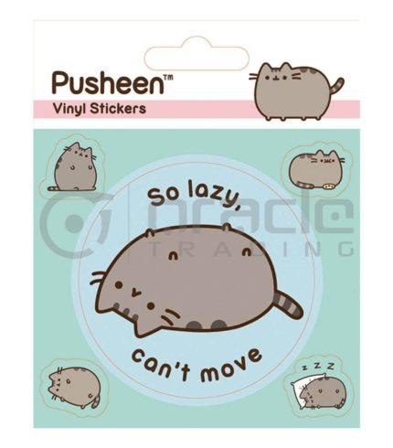 Pusheen Vinyl Sticker Pack