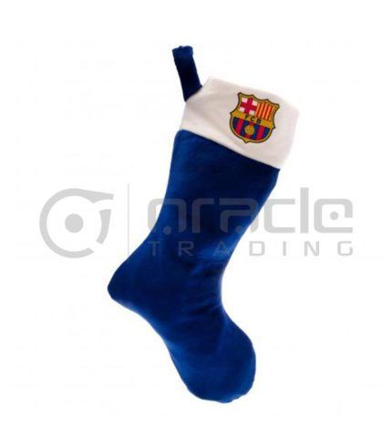 Barcelona Christmas Stocking