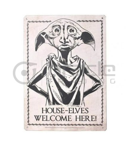 Harry Potter Street Sign - Dobby