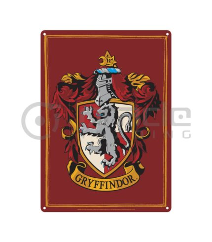 Harry Potter Street Sign - Gryffindor