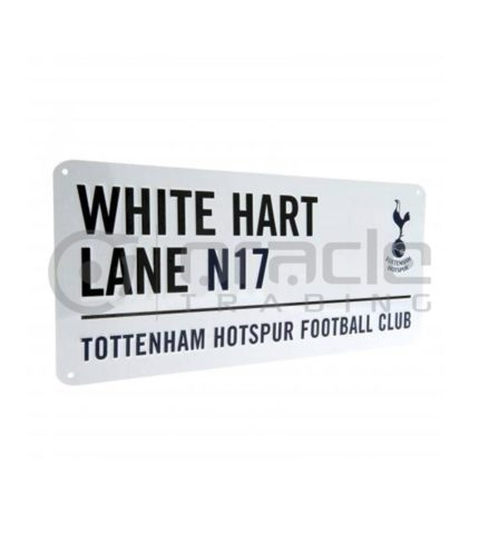 Tottenham Street Sign