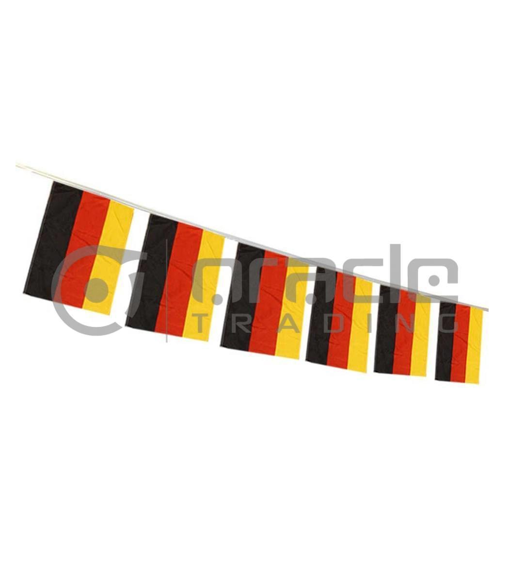 Germany String Flag