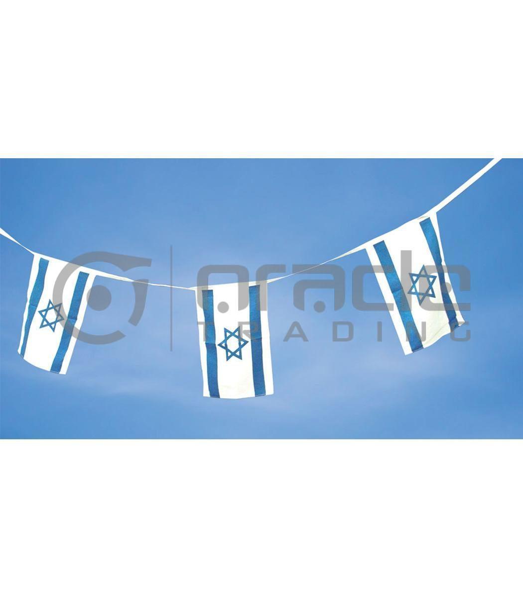 Israel String Flag
