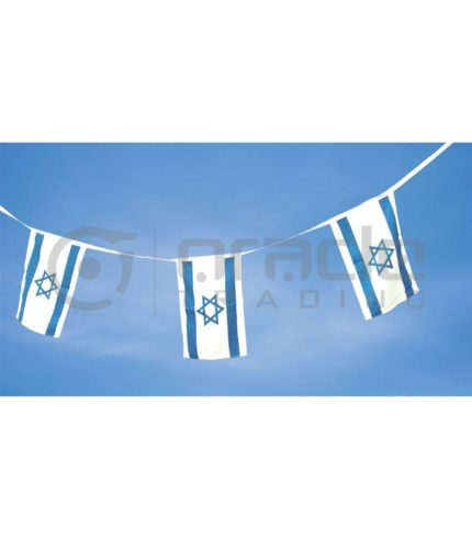 Israel String Flag