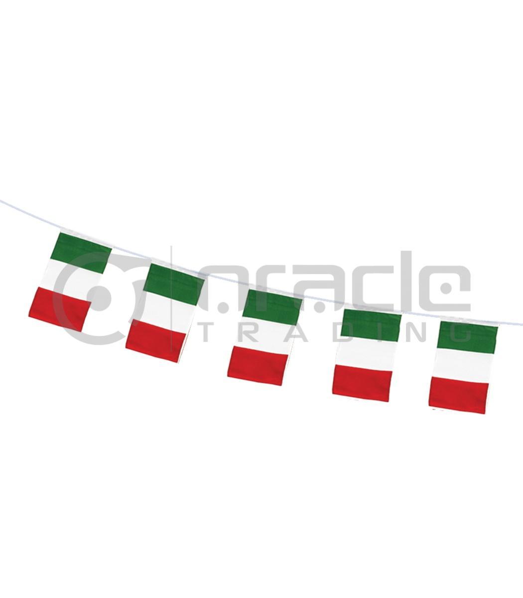 Italia String Flag