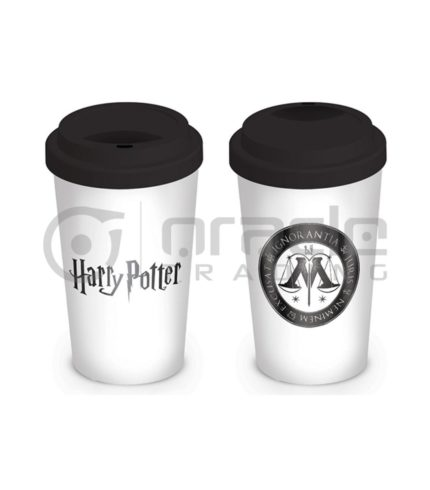 Harry Potter Ministry of Magic Travel Mug