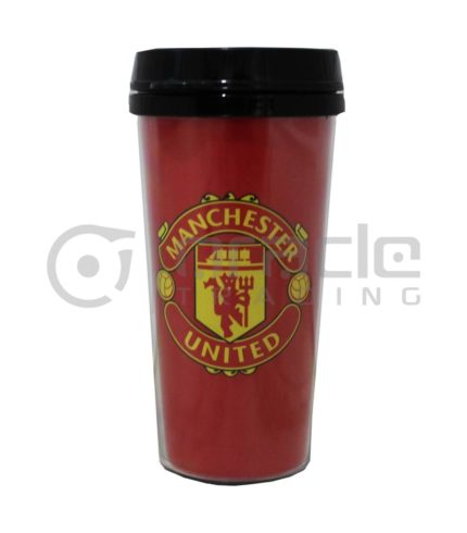 Manchester United Travel Mug