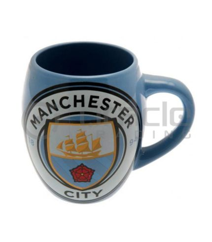 Manchester City Tub Mug (Boxed)