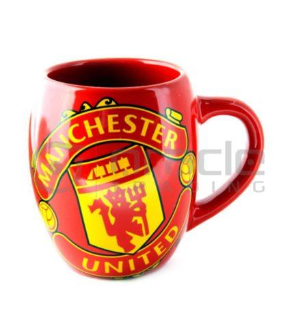 Manchester United Tub Mug (Boxed)