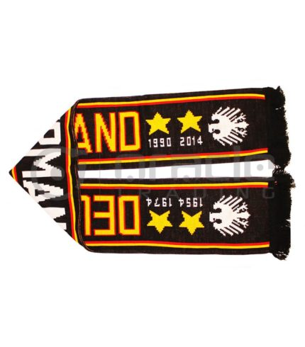 Germany 4-Star UK-Made Scarf