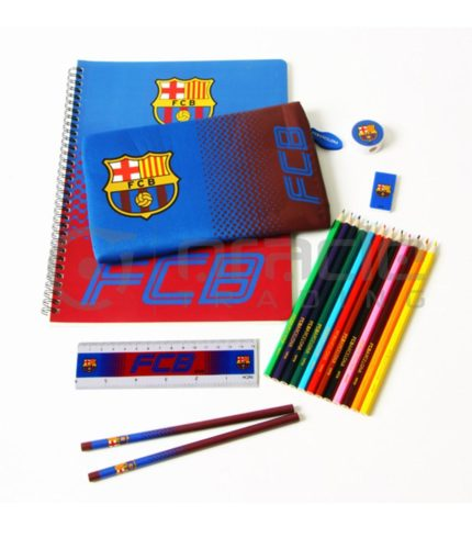Barcelona Ultimate Stationery Set