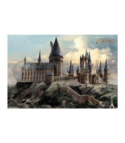 Harry Potter Poster - Hogwarts