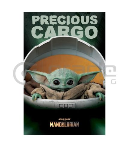 Star Wars: The Mandalorian Poster - Precious Cargo