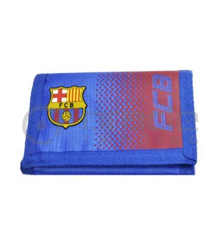 Barcelona Crest Wallet