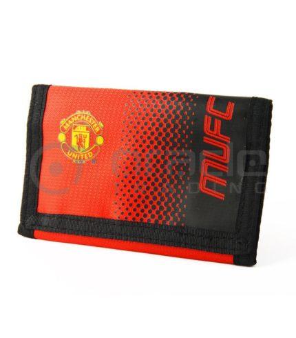 Manchester United Crest Wallet