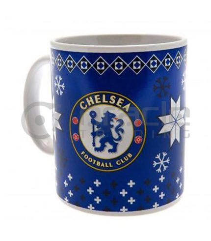 Chelsea Christmas Mug (Boxed)