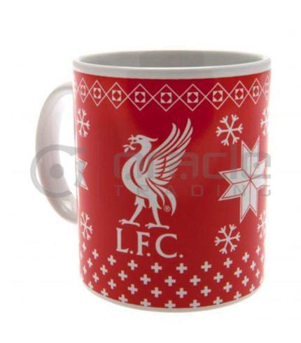 Liverpool Christmas Mug (Boxed)