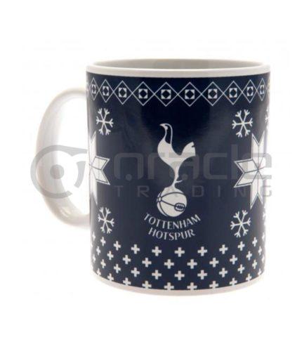 Tottenham Christmas Mug (Boxed)
